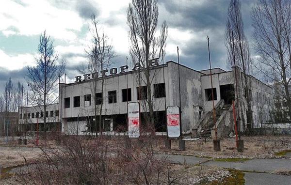 Чернобыль зона отчуждения, 8 серия