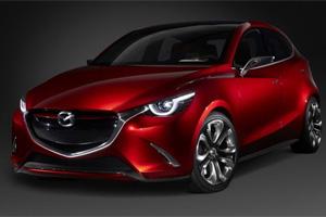 Mazda 2 во всей ее красе