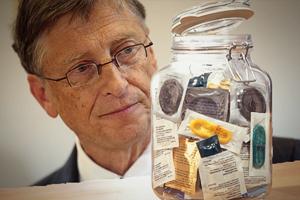 Билл Гейтс объявил конкурс на разработку инновационного презерватива