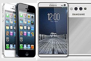 Samsung Galaxy проще в обращении, чем iPhone