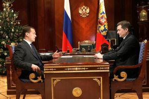 Перестановка в Кабинете министров России