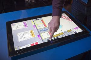Lenovo IdeaCentre Horizon - 27-дюймовый планшет для домашних развлечений