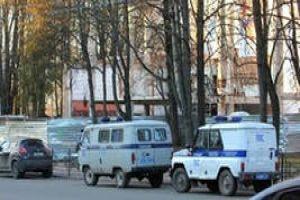 злоумышленники обворовали полицейское отделение
