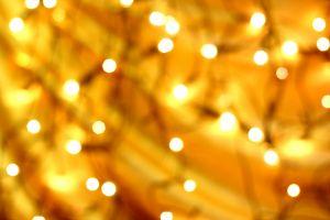 Новогодние гирлянды: история появления и разновидности