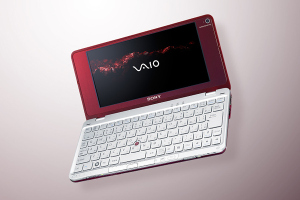 Sony готовит второе поколение Vaio P