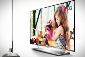 В продажу поступил OLED-телевизор LG