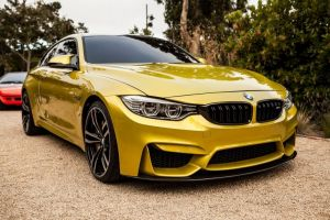 BMW M4 Coupe Concept - новый концепт от баварцев